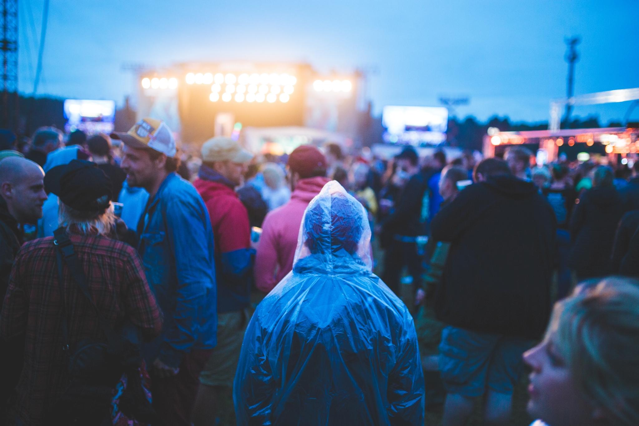 Familiäre Gefühle unter 78.000 – Hurricane Festival 2017